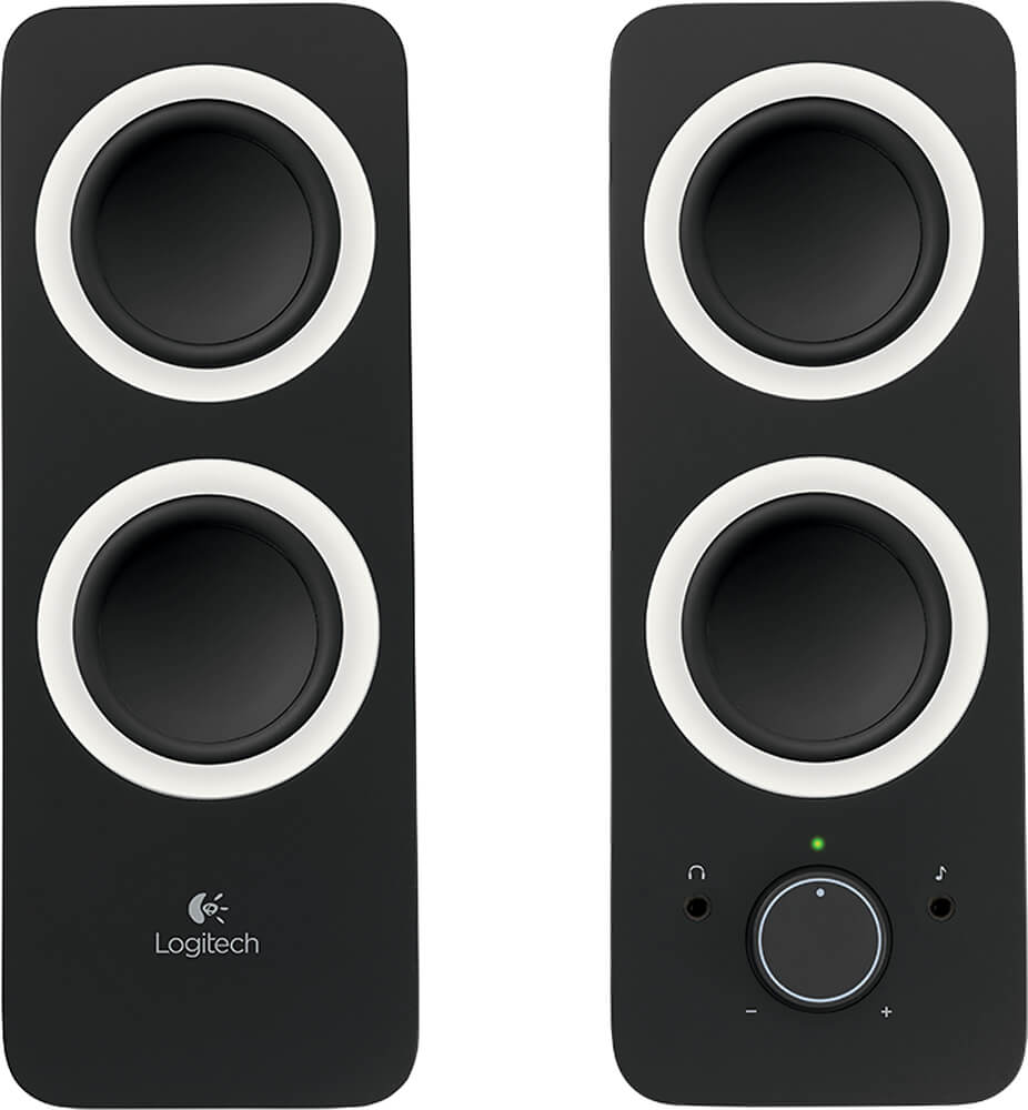Logitech Z200 Speakers